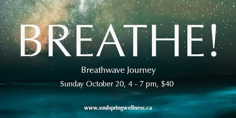 Breathe! - A Breathwave Journey tickets