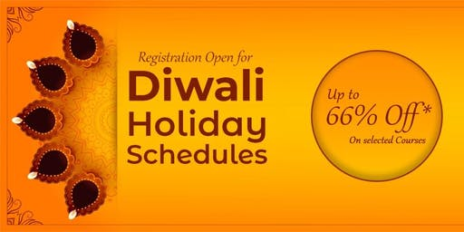 DIWALI Holiday Courses