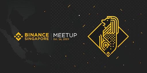 Binance Singapore Meetup