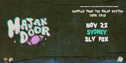 Majak Door / SFTSS Tour / Sydney