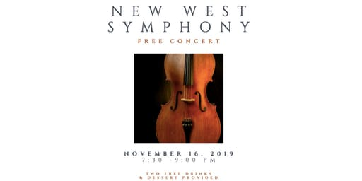 Pepperdine Free Concert - New West Symphony
