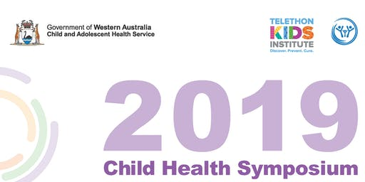 2019 Child Health Research Symposium: Attendee badges