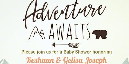 A Baby Shower honoring Keshaun and Gelisa Joseph