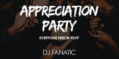 Play Friday - Appreciation Party