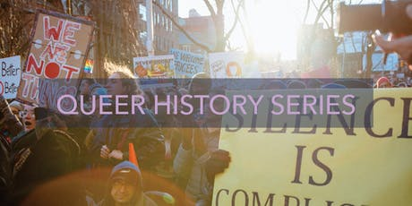 Queer History Screening: Screaming Queens tickets