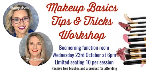 Makeup Tips and Tricks Workshop