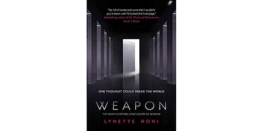 Meet Lynette Noni!