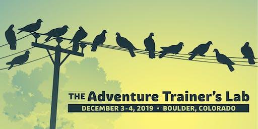 The Adventure Trainer's Lab