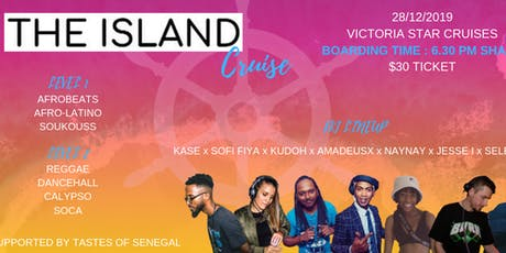 THE ISLAND CRUISE tickets