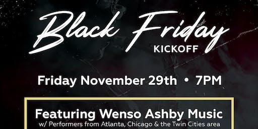 The Black Friday Kickoff
