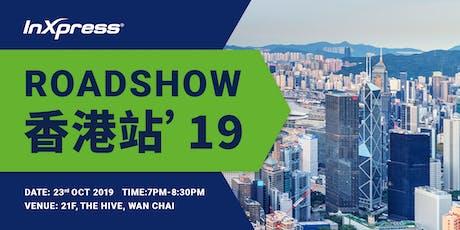 InXpress Roadshow - Hong Kong tickets
