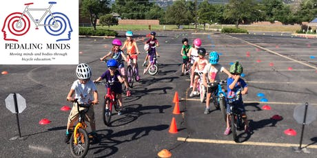 Pedaling Minds-Mixed Abilty 1 Day Clinic 10/14 ages 5 -11 tickets