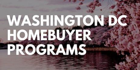 Buying a Home in Washington D.C. [Webinar] tickets