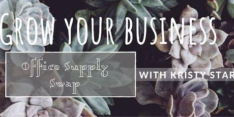 Grow your Business Redmond: Office Supply Swap tickets