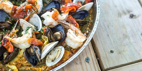 Tapas and Paella From Scratch - Cooking Class by Cozymeal™ tickets