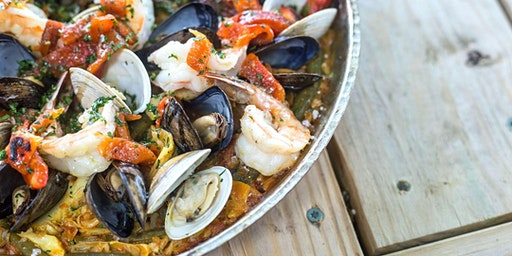 Tapas and Paella From Scratch - Cooking Class by Cozymeal™