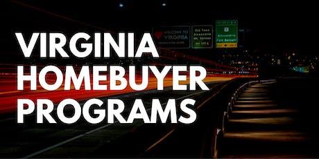 Buying a Home in Virginia [Webinar] tickets