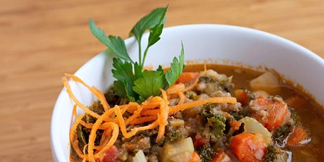 Light and Healthy - Cooking Class by Cozymeal™ tickets
