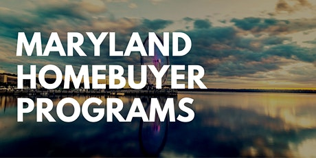 Buying a Home in Maryland [Webinar] tickets