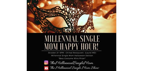 Millennial Single Mom Happy Hour! Halloween Edition! tickets