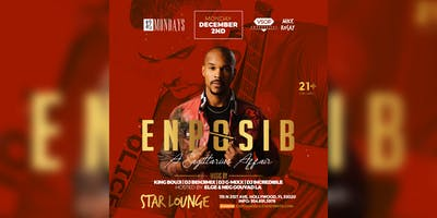 Enposib at $2 Mondays - A Sagittarius Affair