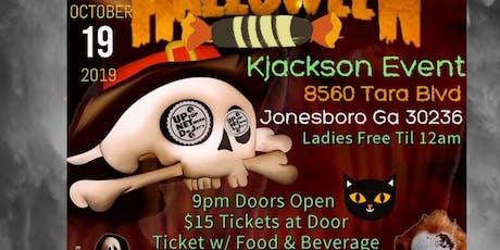 Spooktacular Evening tickets