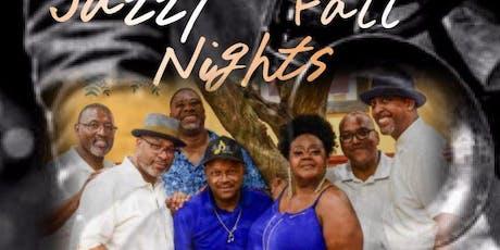 Jazzy Autumn Nights tickets