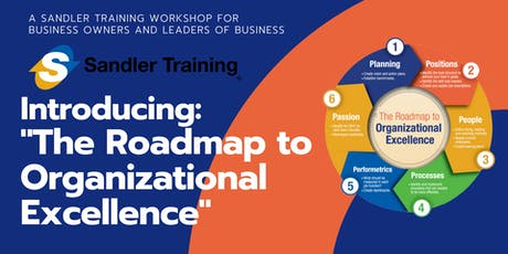 The Roadmap to Organizational Excellence: Positions tickets