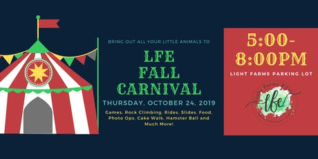 Light Farms Elementary Fall Carnival tickets