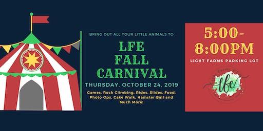 Light Farms Elementary Fall Carnival
