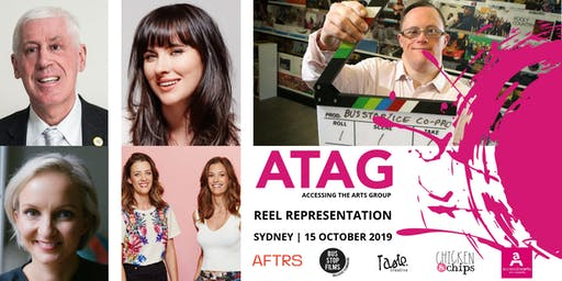 Reel Representation | ATAG Sydney 15 October