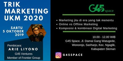 Trik Marketing UKM 2020