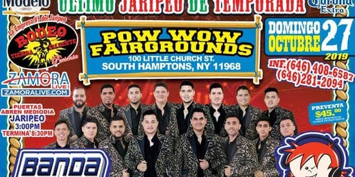 SUPER JARIPEO CON LOS RECODITOS (Domingo/Long Island)