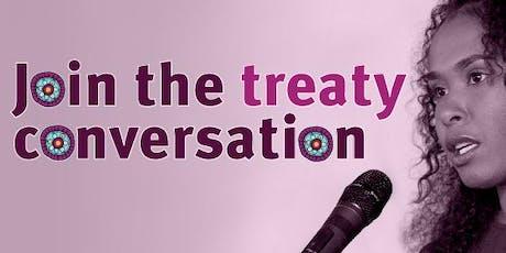 Path to treaty - Mackay Consultation tickets