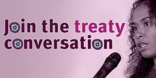 Path to treaty - Mackay Consultation