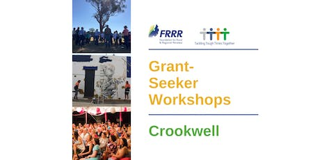 Free grantseeker workshop - Crookwell tickets