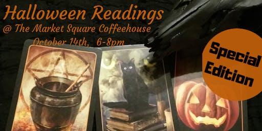Samhain Readings @ The Market Square