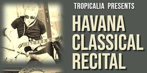 Tropicalia Presents Eddy Fleitas Del Sol (CUBA)