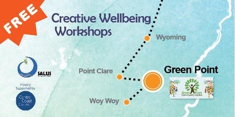 FREE Creative Wellbeing Workshop - Moving For Joy tickets