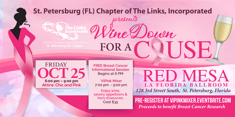 Wine Down For A Cause tickets