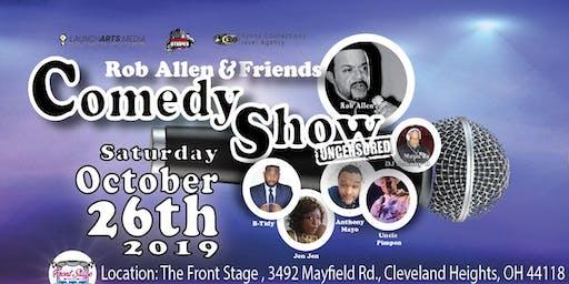 Rob Allen & Friends: Comedy Show *UNCENSORED*