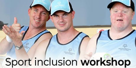 Sport Inclusion Workshop - State Sporting Organisations tickets