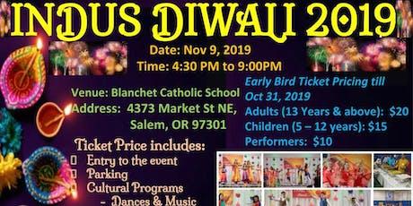 INDUS Diwali Festival 2019 tickets