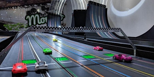 Drop in Lunchtime Racing at Race Party!