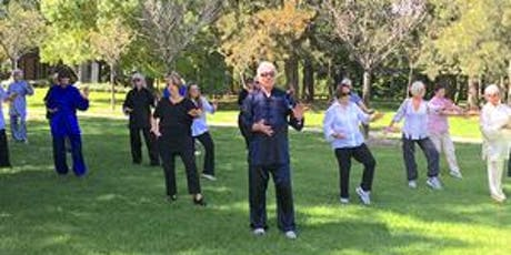 2019 Spring into Summer Series - Tai Chi (Maidstone) - Mondays 1pm-2pm tickets