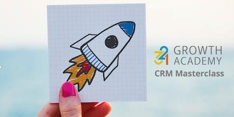 CRM Masterclass tickets