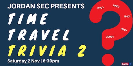 Time Travel Trivia Night tickets