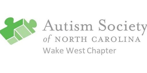 Autism Society of NC Wake West Chapter Kick-Off Event