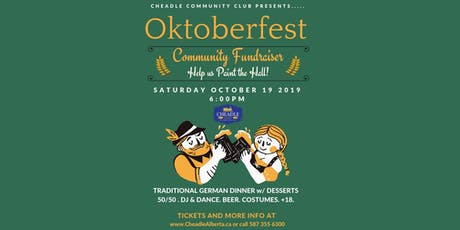 Cheadle Oktoberfest 2019 tickets