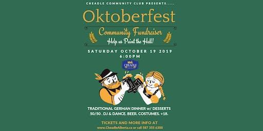 Cheadle Oktoberfest 2019
